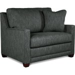 La Z Boy Twilight Contemporary Twin Sofa Sleeper Bennett S Furniture And Mattresses Sleeper Sofas