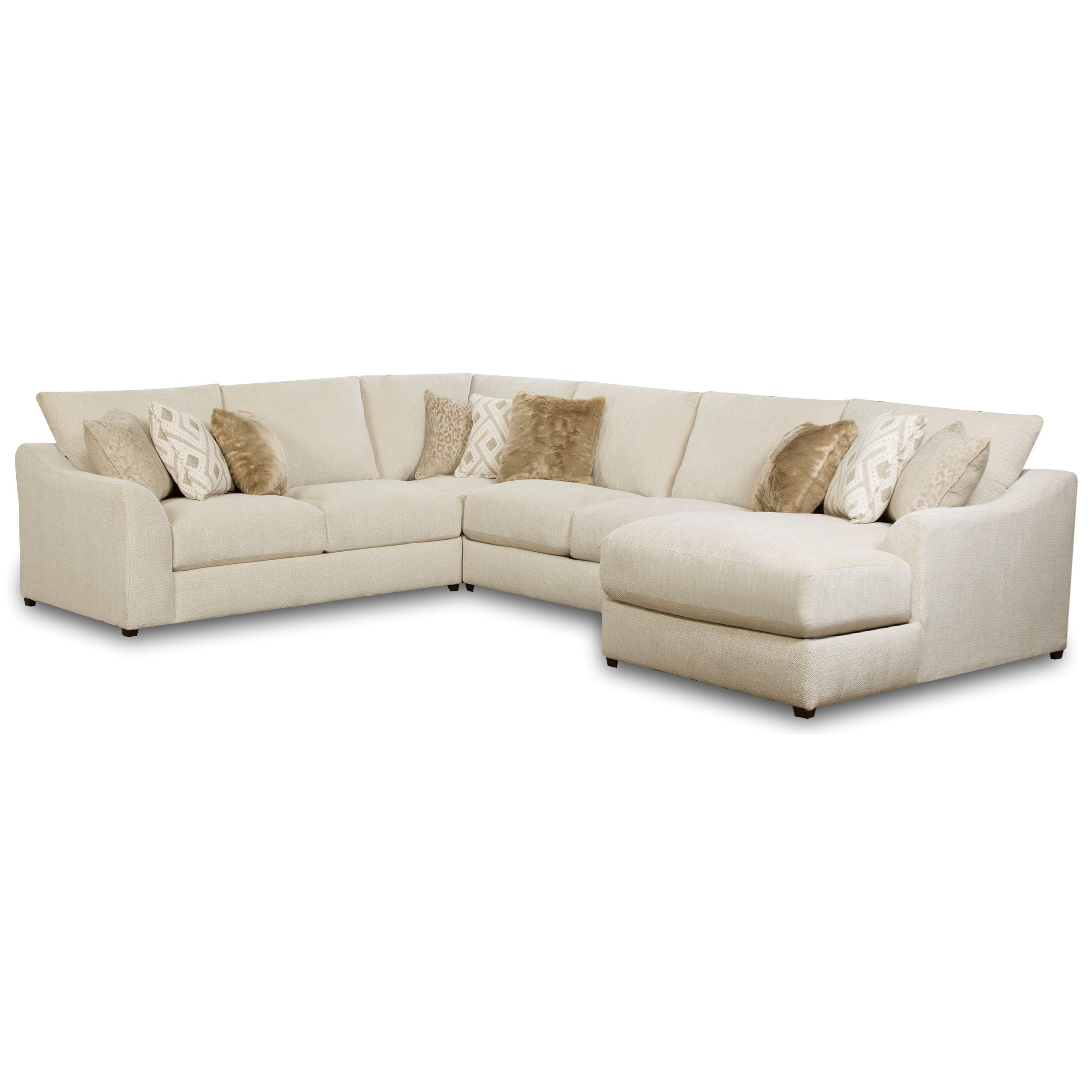 vivian sectional sofa