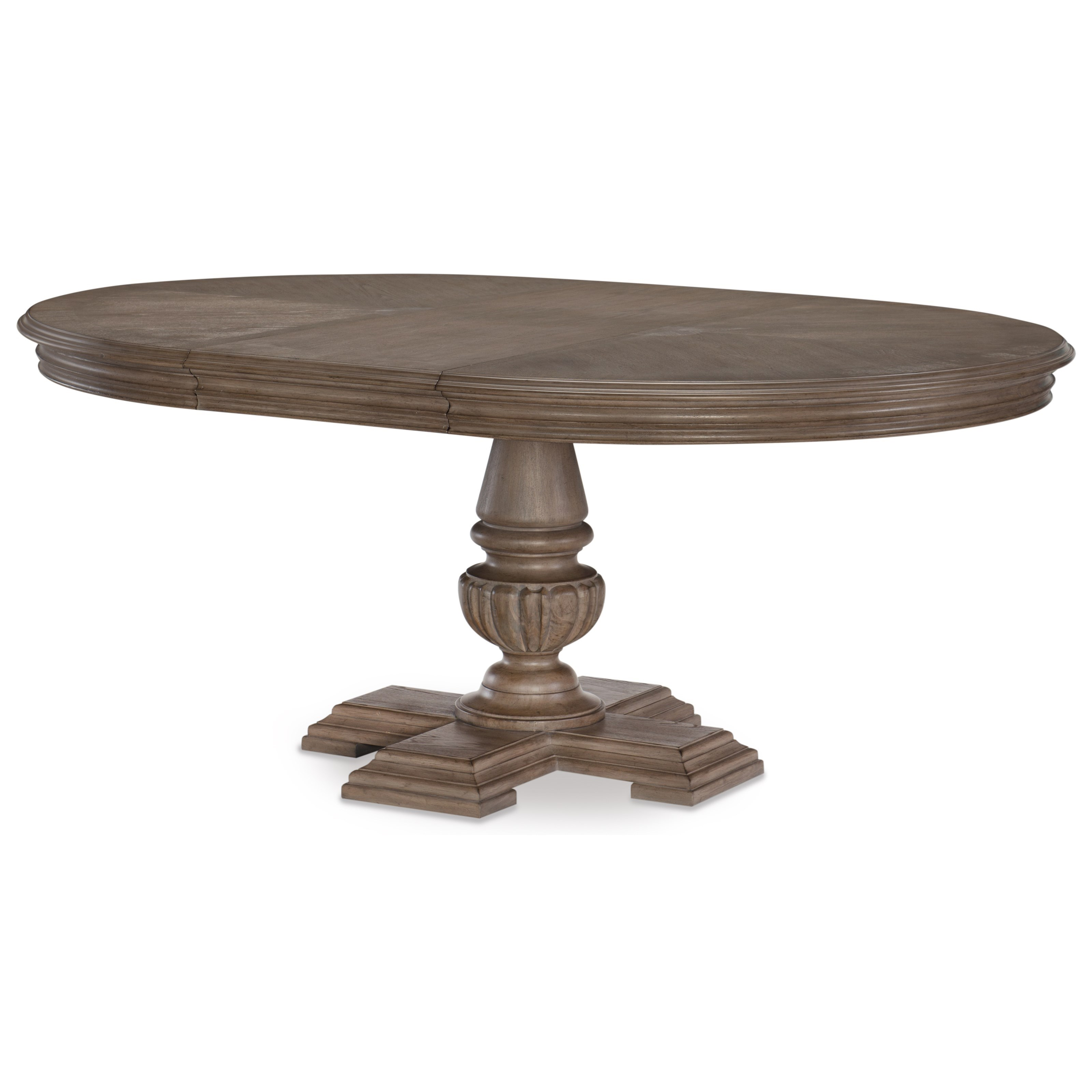 Legacy Classic Manor House Relaxed Vintage Round Pedestal