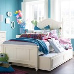 Legacy Classic Kids Summerset Full Bed With Trundle Storage Drawer Belfort Furniture Panel Beds