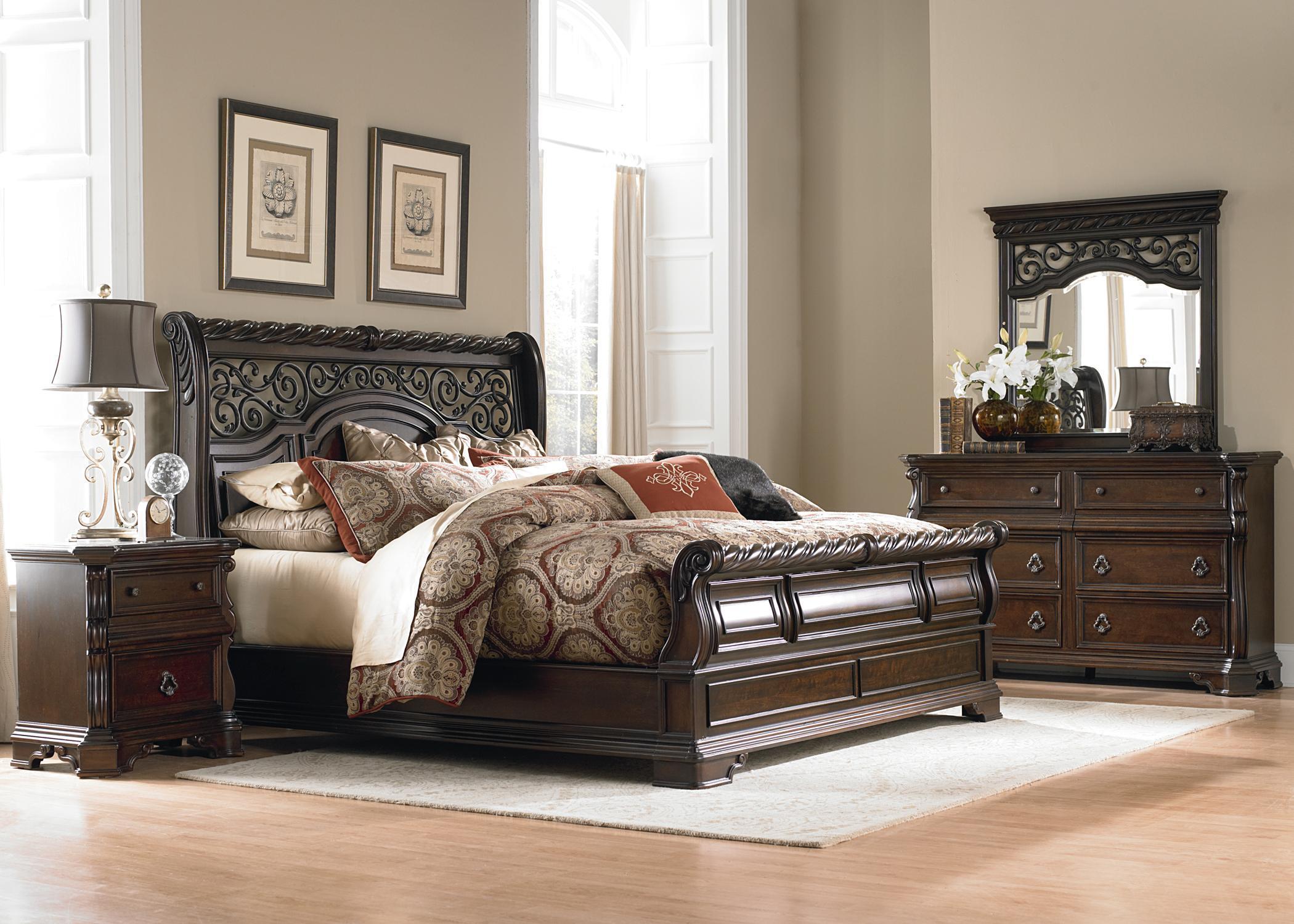 Liberty Furniture Arbor Place LIBE-GRP-575-KINGSUITE King