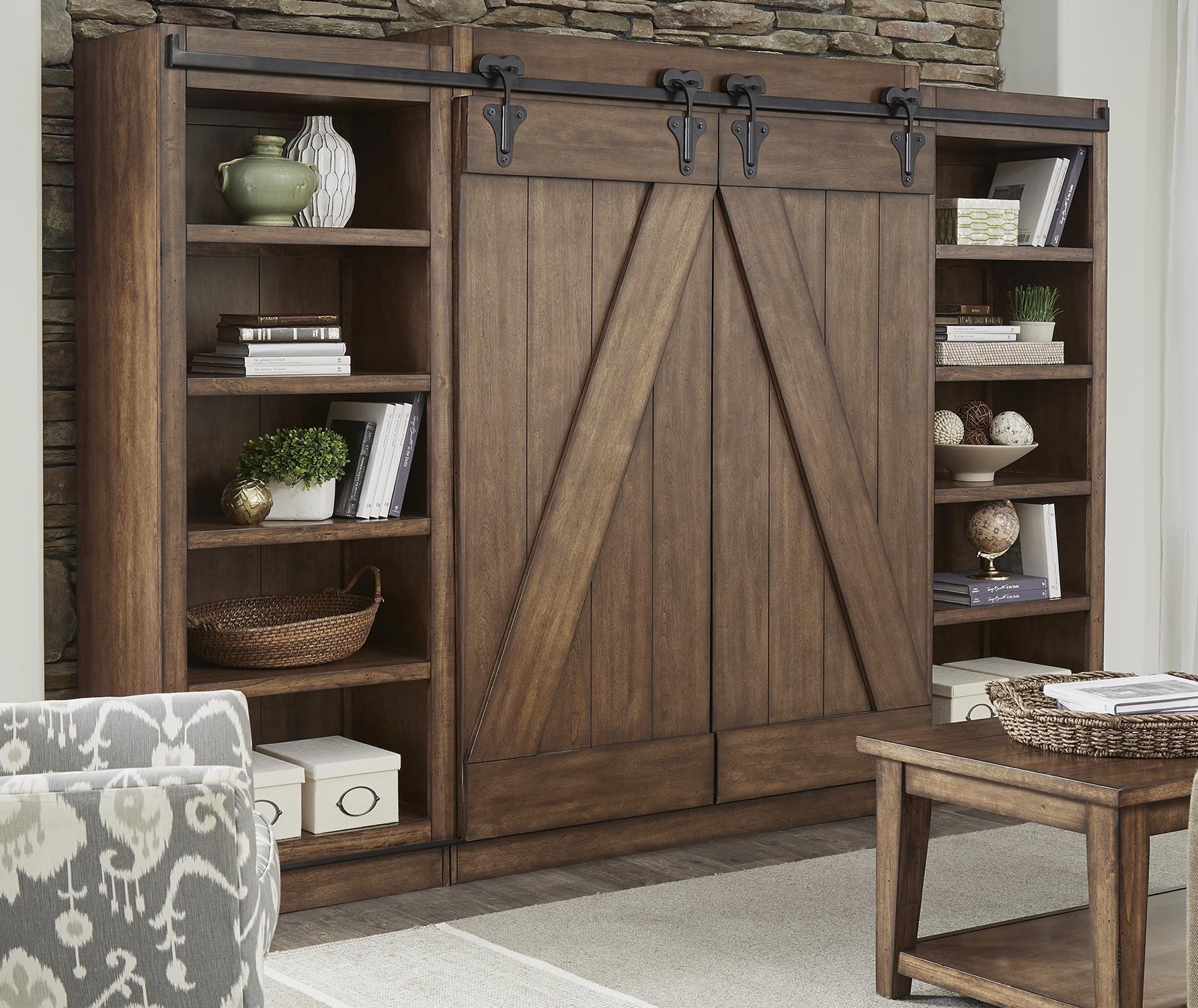 Liberty Furniture Lancaster 712 ENTW ECP Entertainment