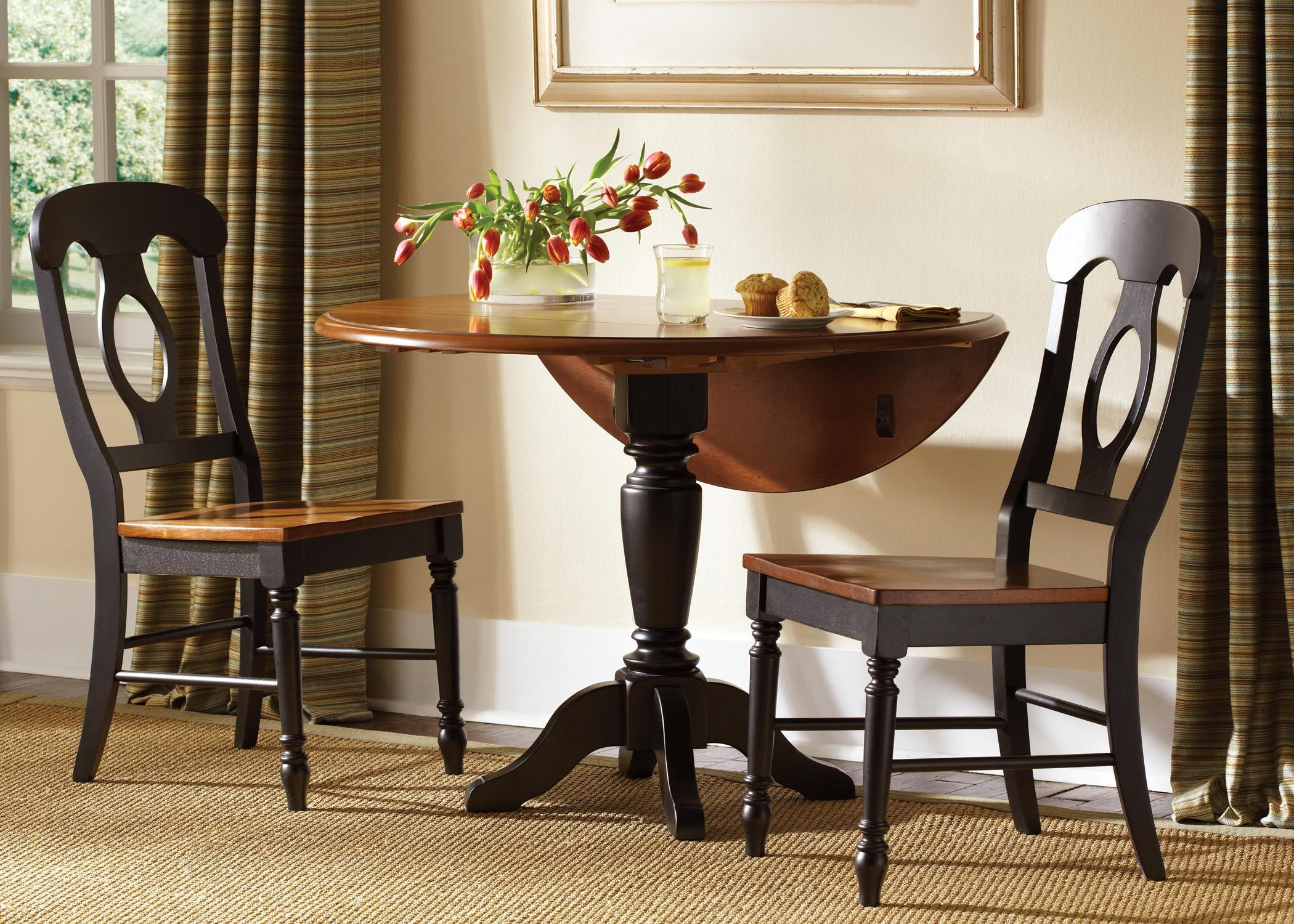 Liberty Furniture Low Country LIBE GRP 80 TBLamp2 Black Drop
