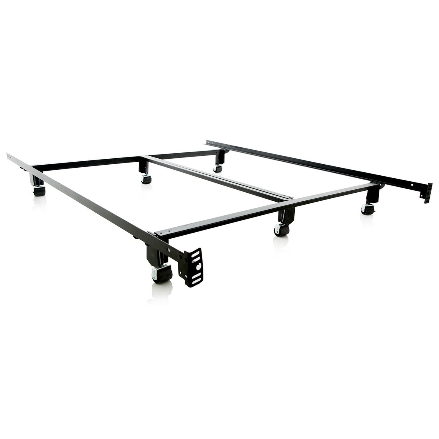 Malouf Steelock St00qqsl Queen Steelock Bed Frame