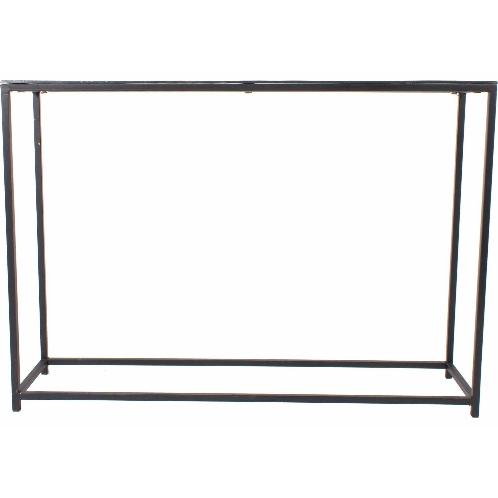 Moe S Home Collection Anni Metal Nesting Console Tables