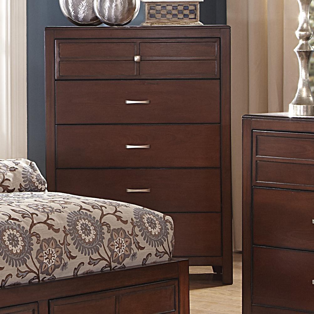 New Classic Kensington Five Drawer Bedroom Chest