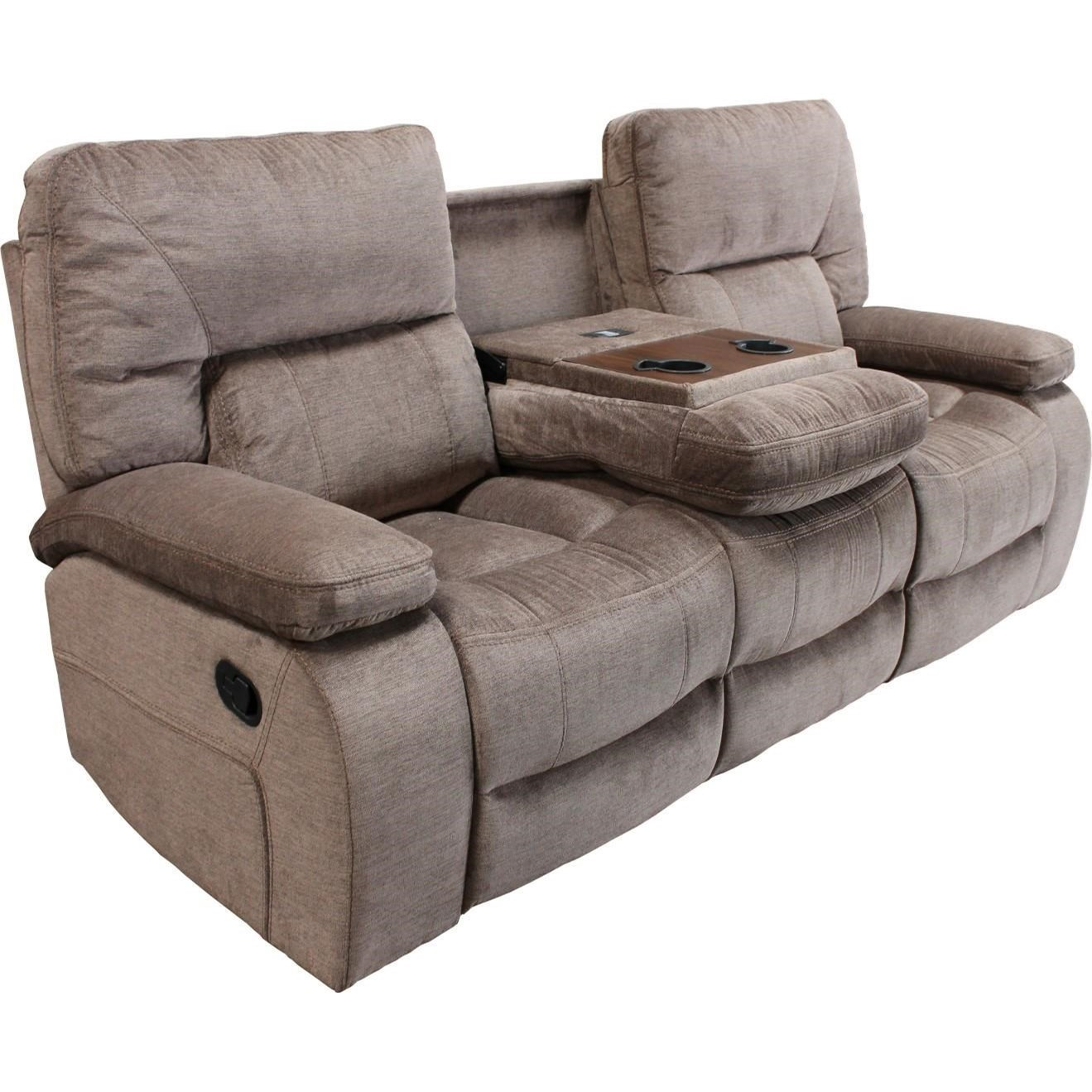 Parker Living Chapman Mcha 834 Kon Casual Dual Reclining Sofa With Drop Down Center Console Cupholders Hudson S Furniture Reclining Sofas