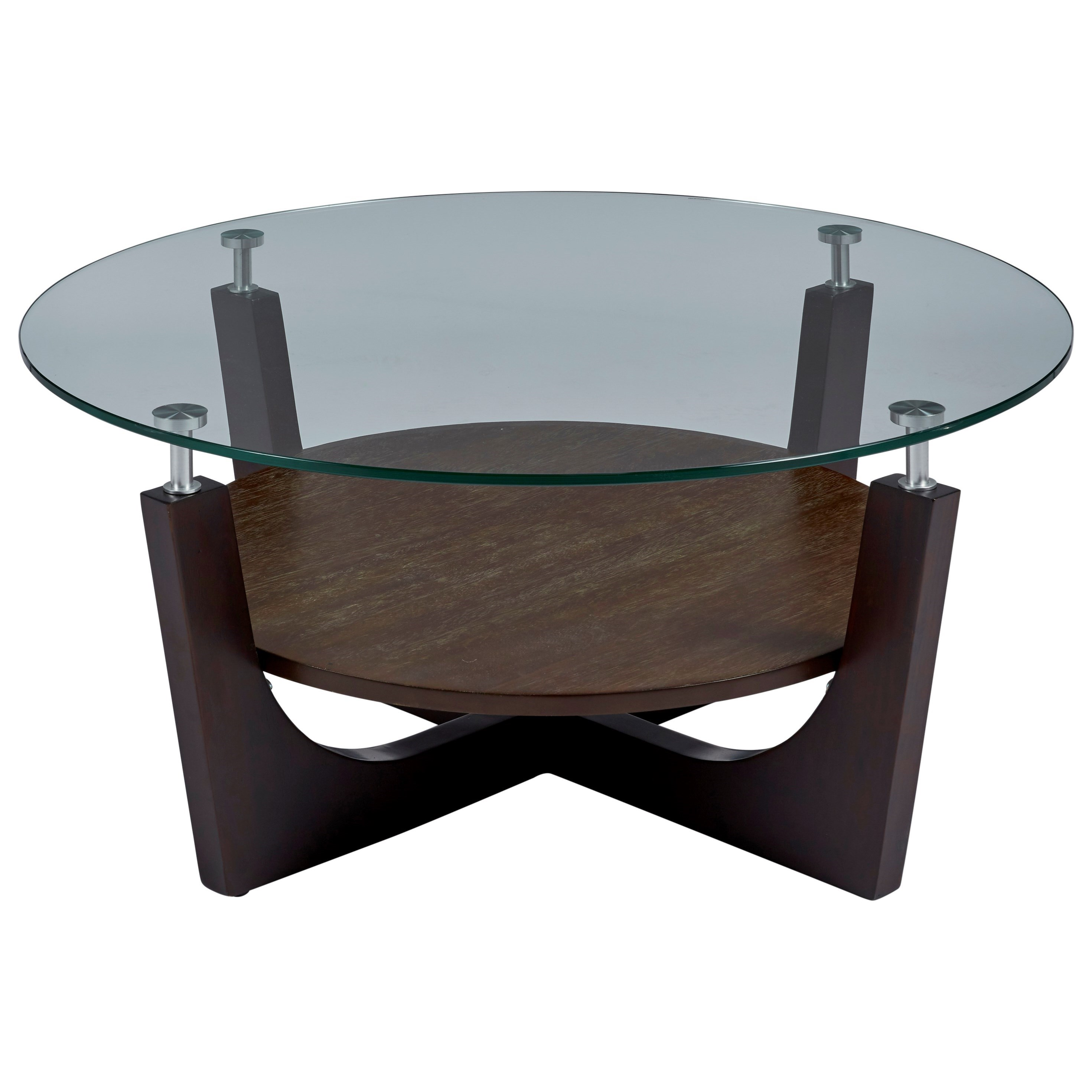 four points cocktail table