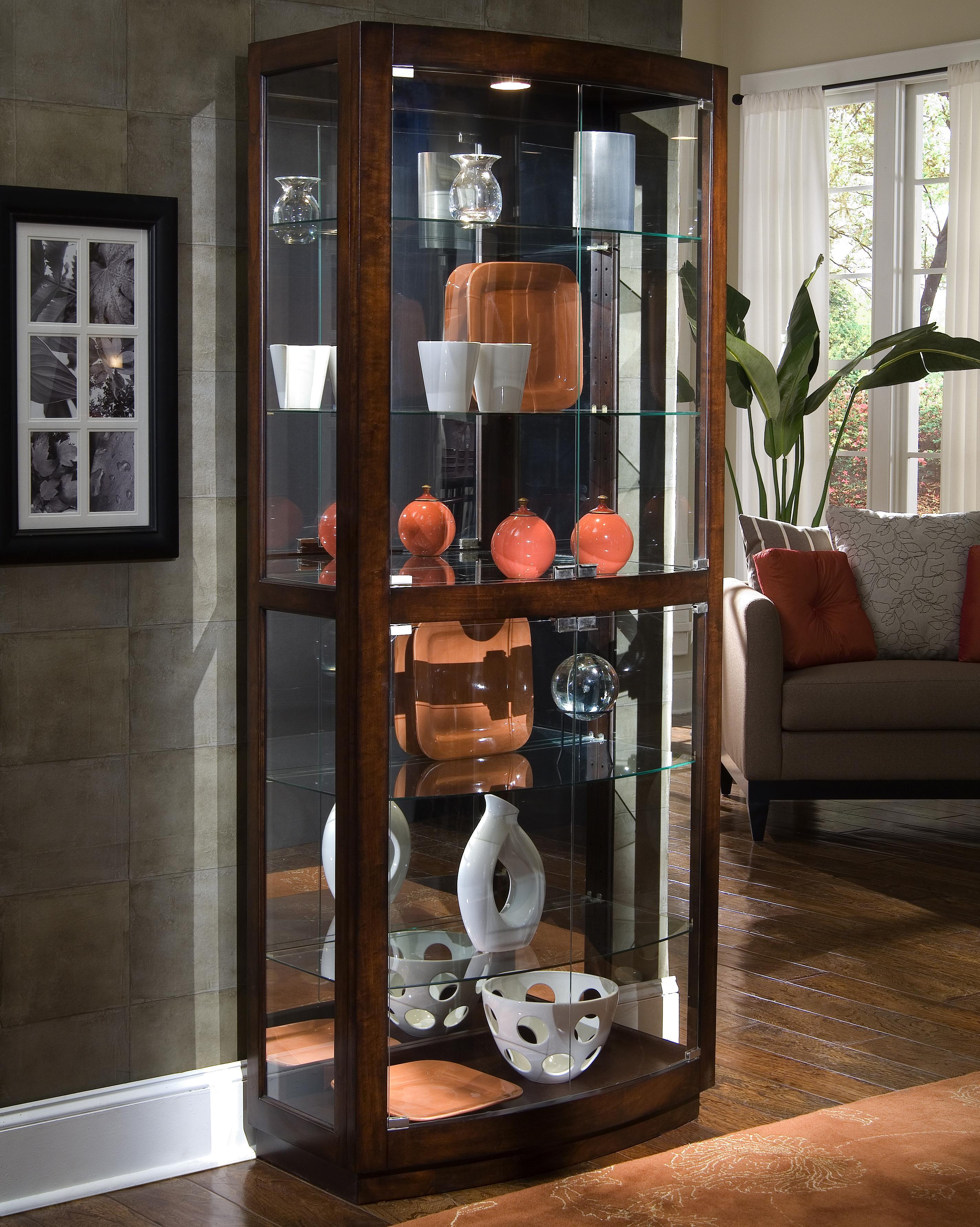Pulaski Furniture Curios 21221 Pacific Heights Curio
