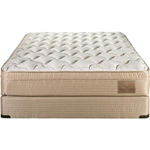 Restonic Comfortcare Twin Orthopedic 3000 Pillow Top Mattress