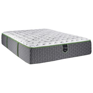 Restonic Misk Cc Hybrid Key Extra Firm Queen 14 Mattress
