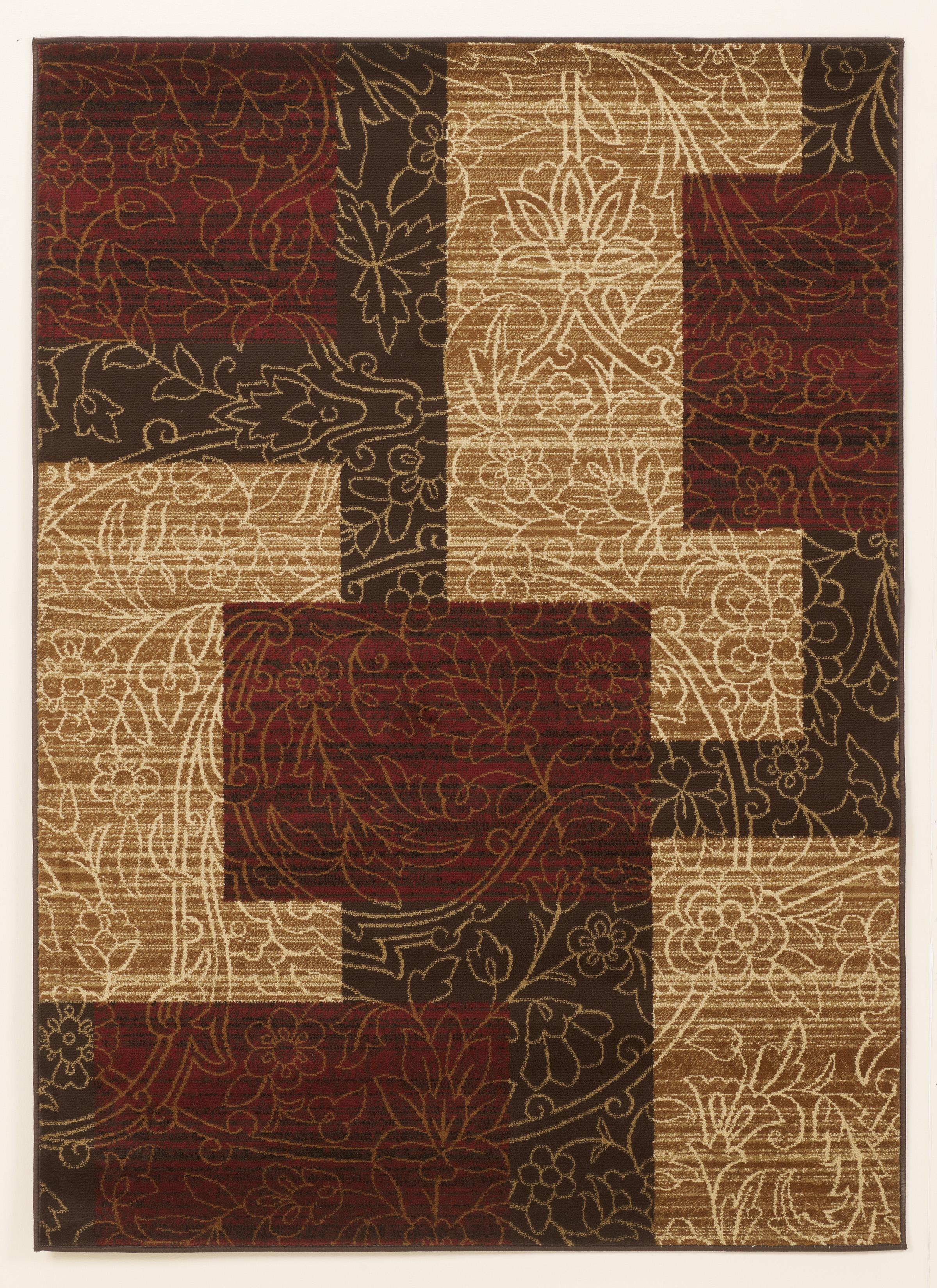 Ashley Signature Design Cottage Area Rugs Rosemont Red