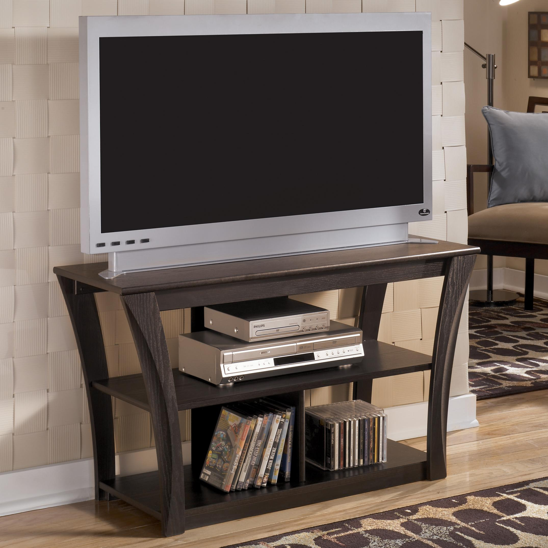 Signature Design By Ashley Ellenton 42 Open TV Stand