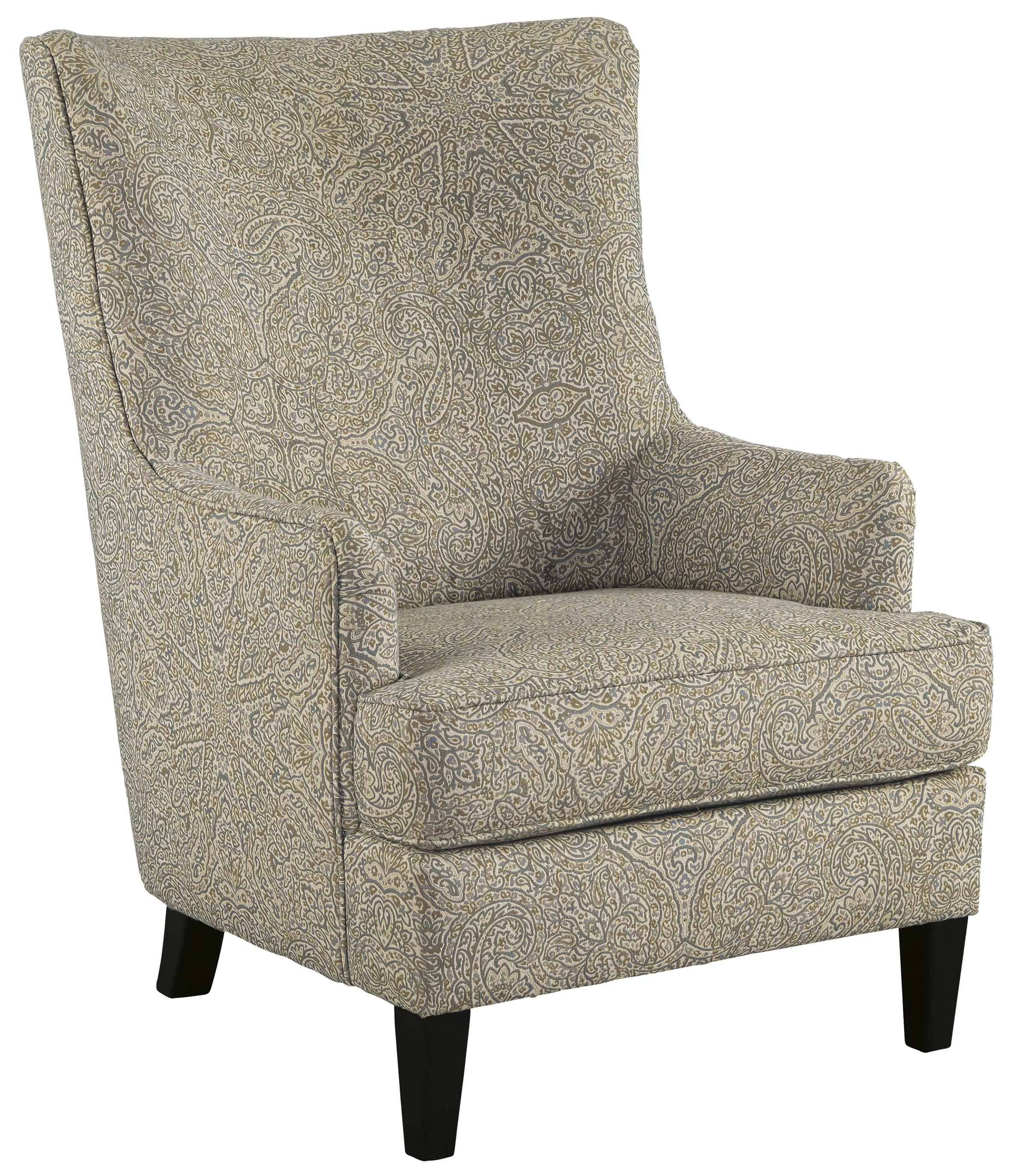 Signature Design By Ashley Kieran Transtional Accent Chair