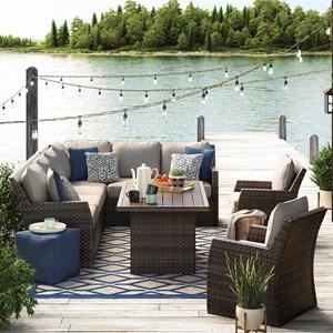 Outdoor Conversation Set Becker Furniture World