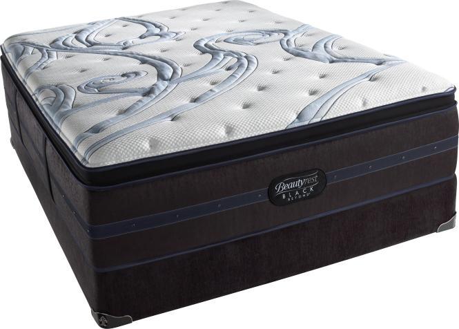 Simmons Beautyrest Black Beyond Kelyn Queen Plush Firm Pillow Top Mattress At Fmg Local Home