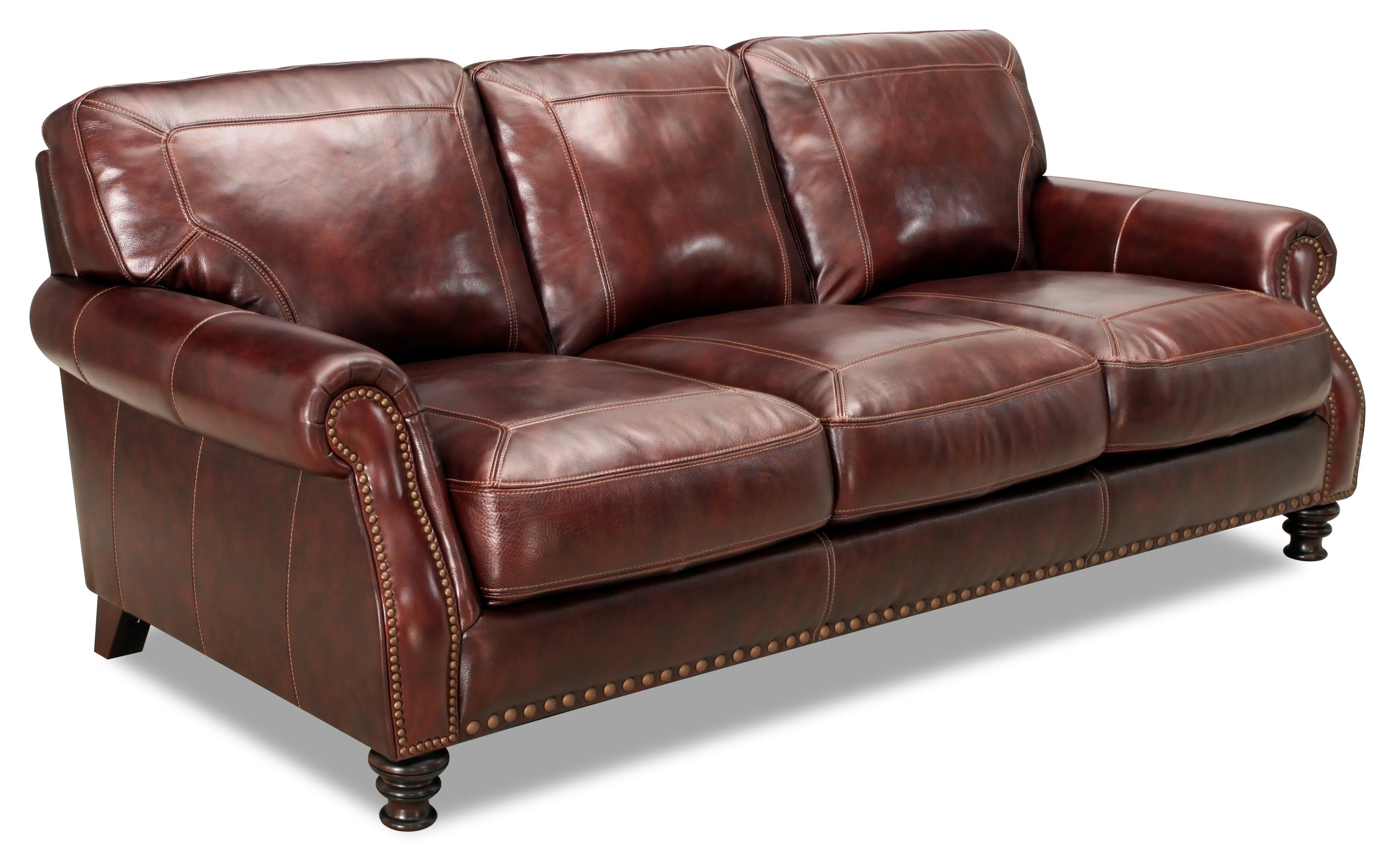 6978 rolled arm sofa