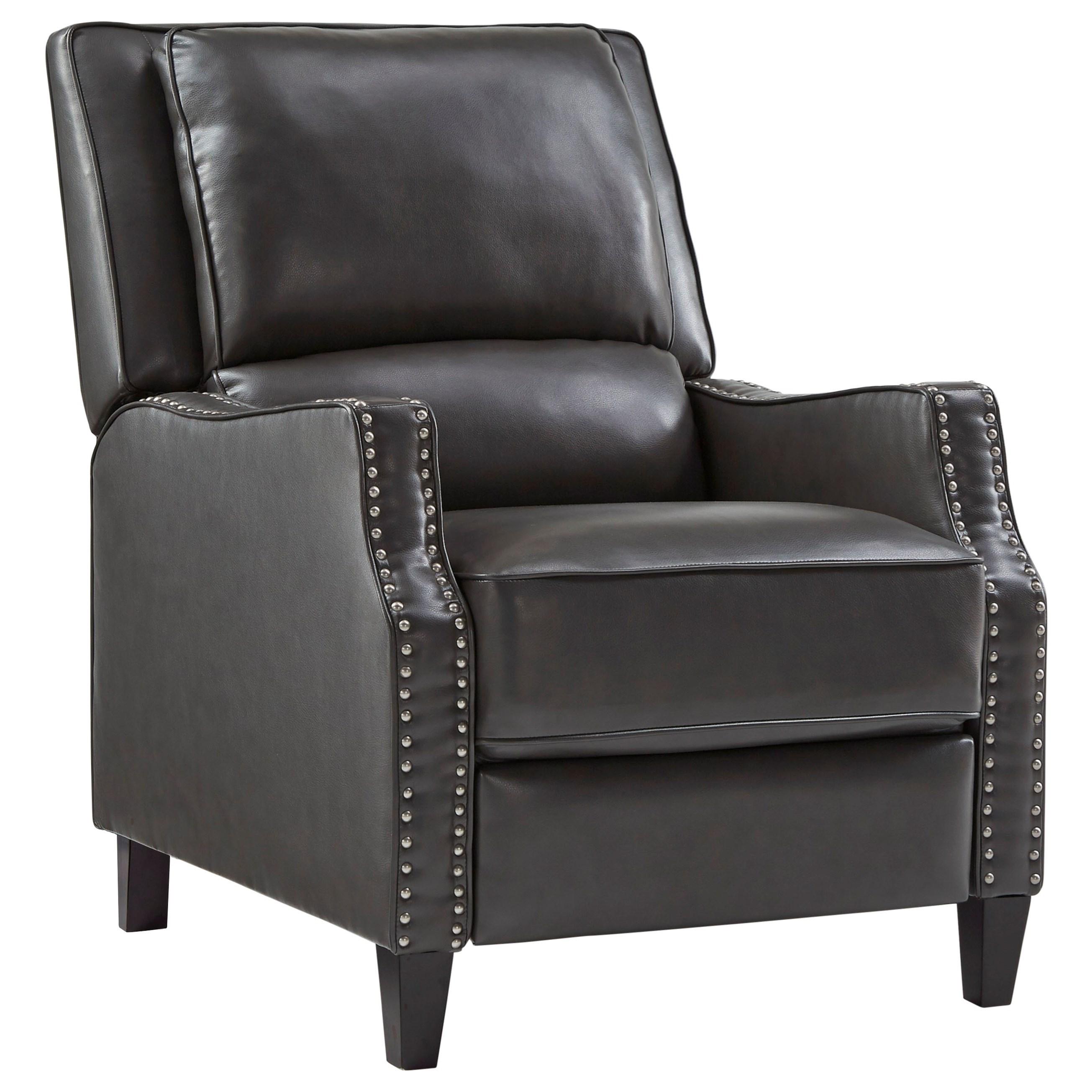 Standard Furniture Alston Sleek Recliner With Tight