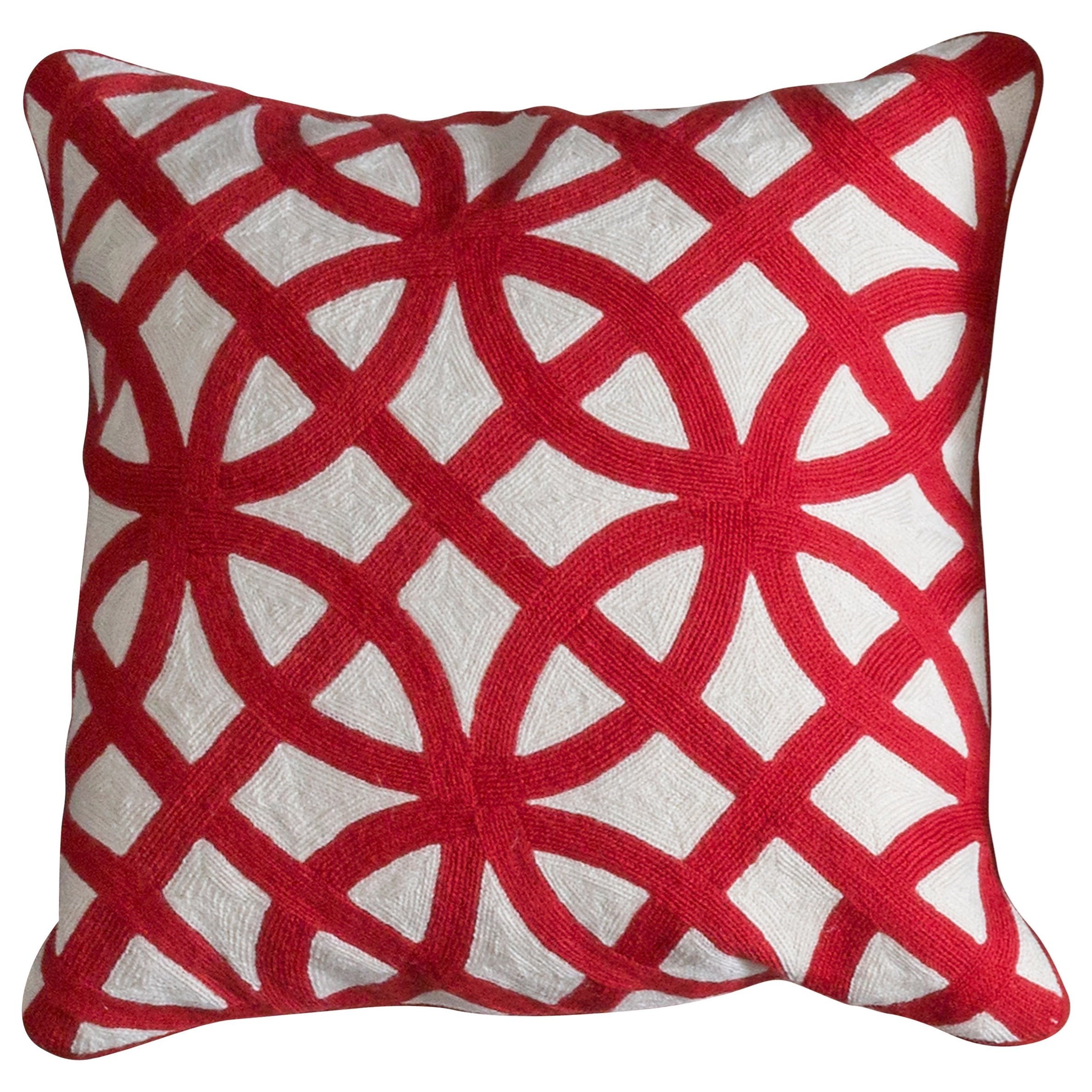 stylecraft accessories patterned red