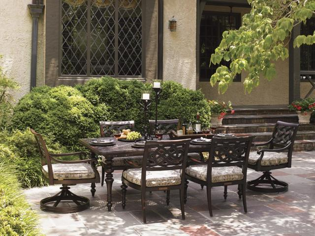 create an outdoor room with the right outdoor furniture - florida