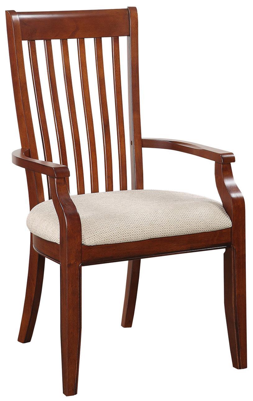 Winners Only Topaz 7 Piece 78 Leg Table Amp Slat Back Chair