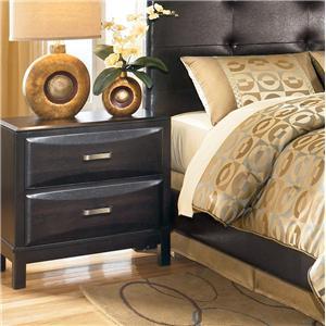 Ashley Furniture Kira Queen Storage Bed Sparks HomeStore