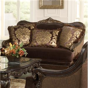 Rachlin Classics Babette III Traditional French Sofa With