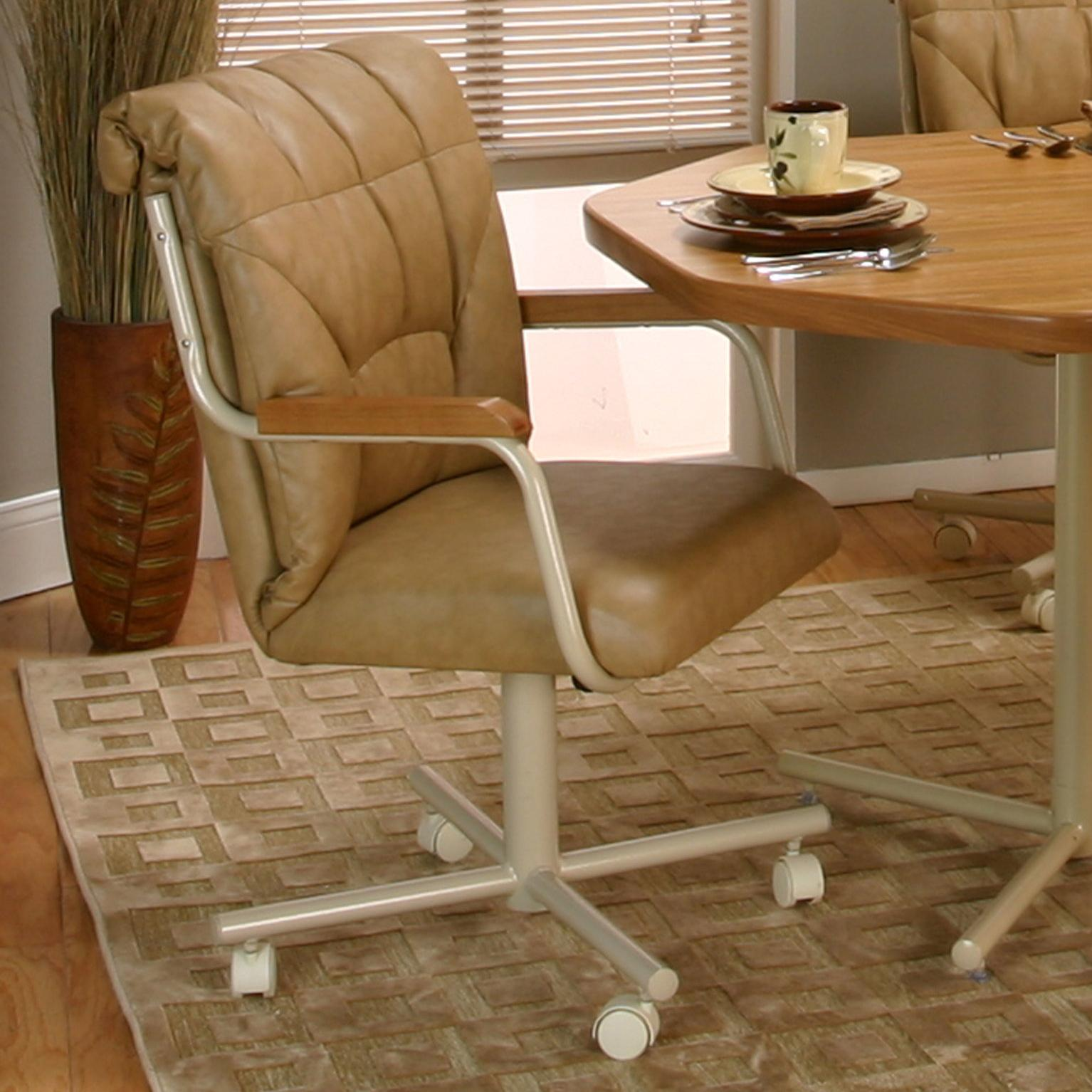 Swivel Casters And Dinette Chairs