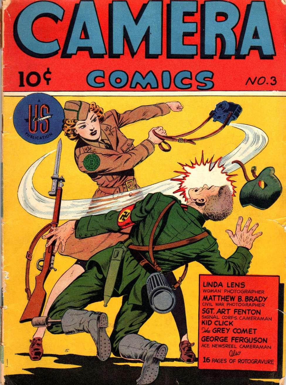 Image result for camera comics