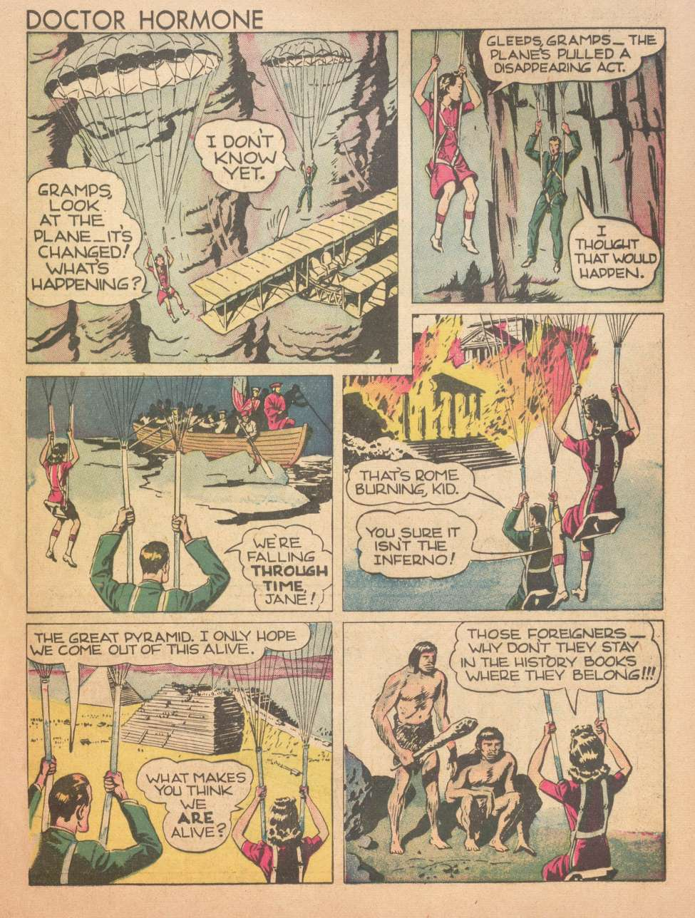 Comic Book Cover For Popular Comics #60