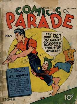 Image result for comics about parade