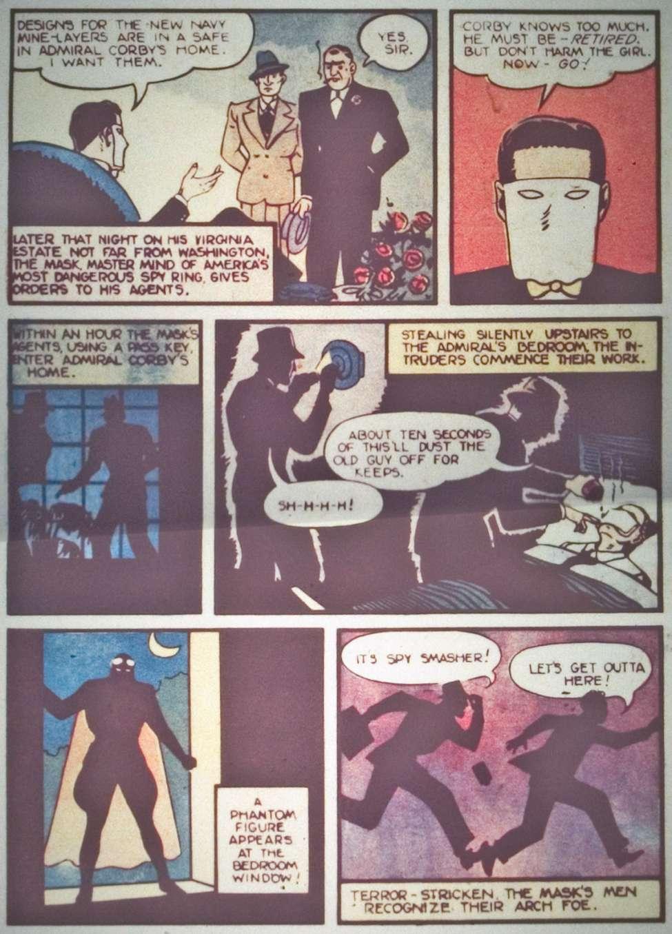 Comic Book Cover For Whiz Comics #2