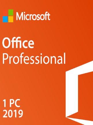 Microsoft Office Professional Plus 2019 Buy Product Key
