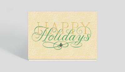 Happy Teeth Christmas Card 1023530 Business Christmas Cards