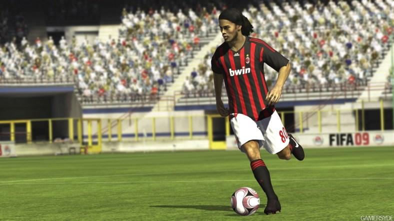 Ronaldinho FIFA 09 - FIFA Brasil Noticias