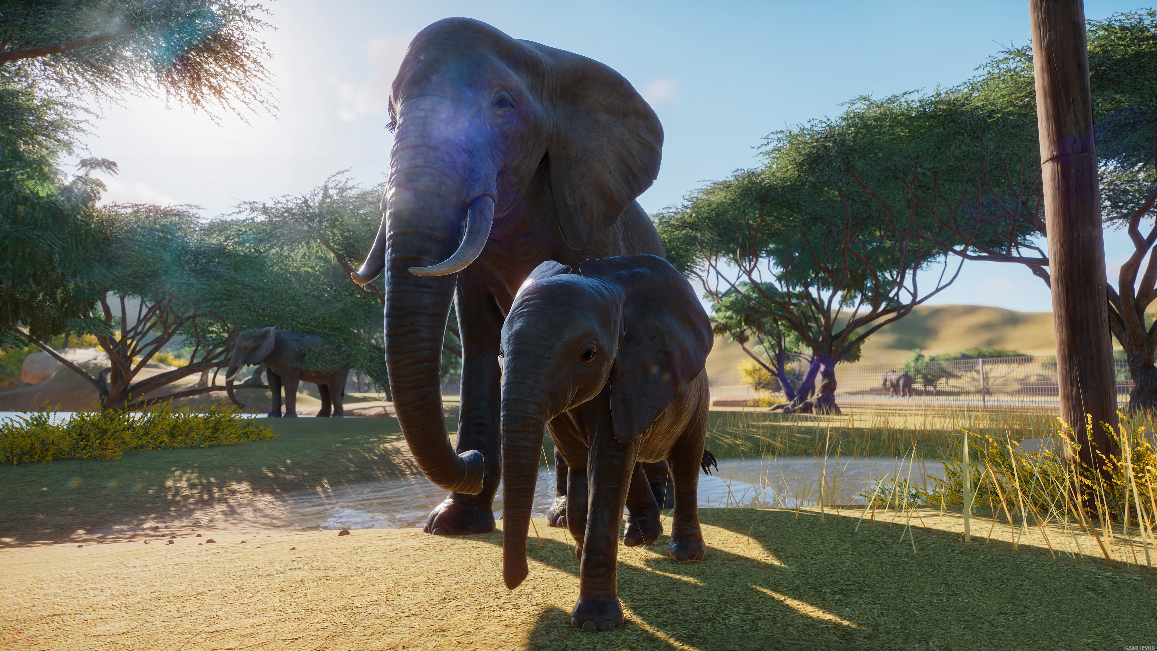 E3 New Youtube Trailer Of Planet Zoo
