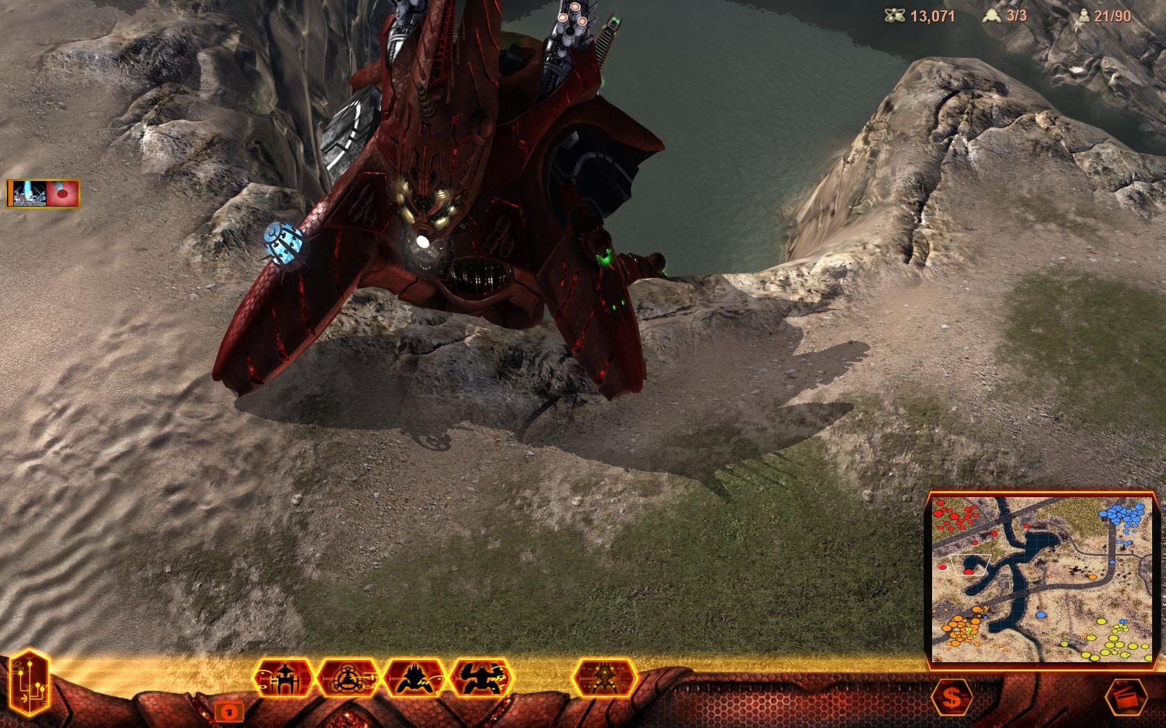 Universe At War Earth Assault PC Galleries GameWatcher