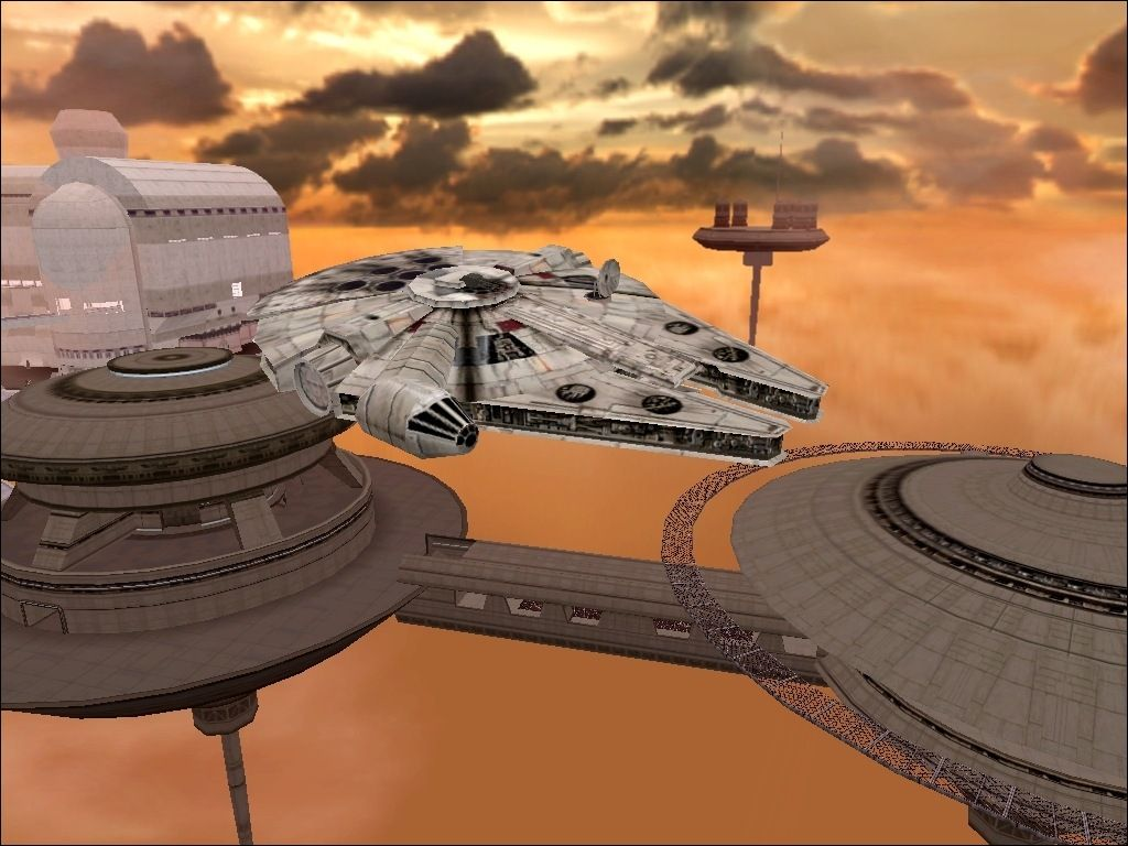 Bespin Industry City 20 Star Wars Battlefront II Mods