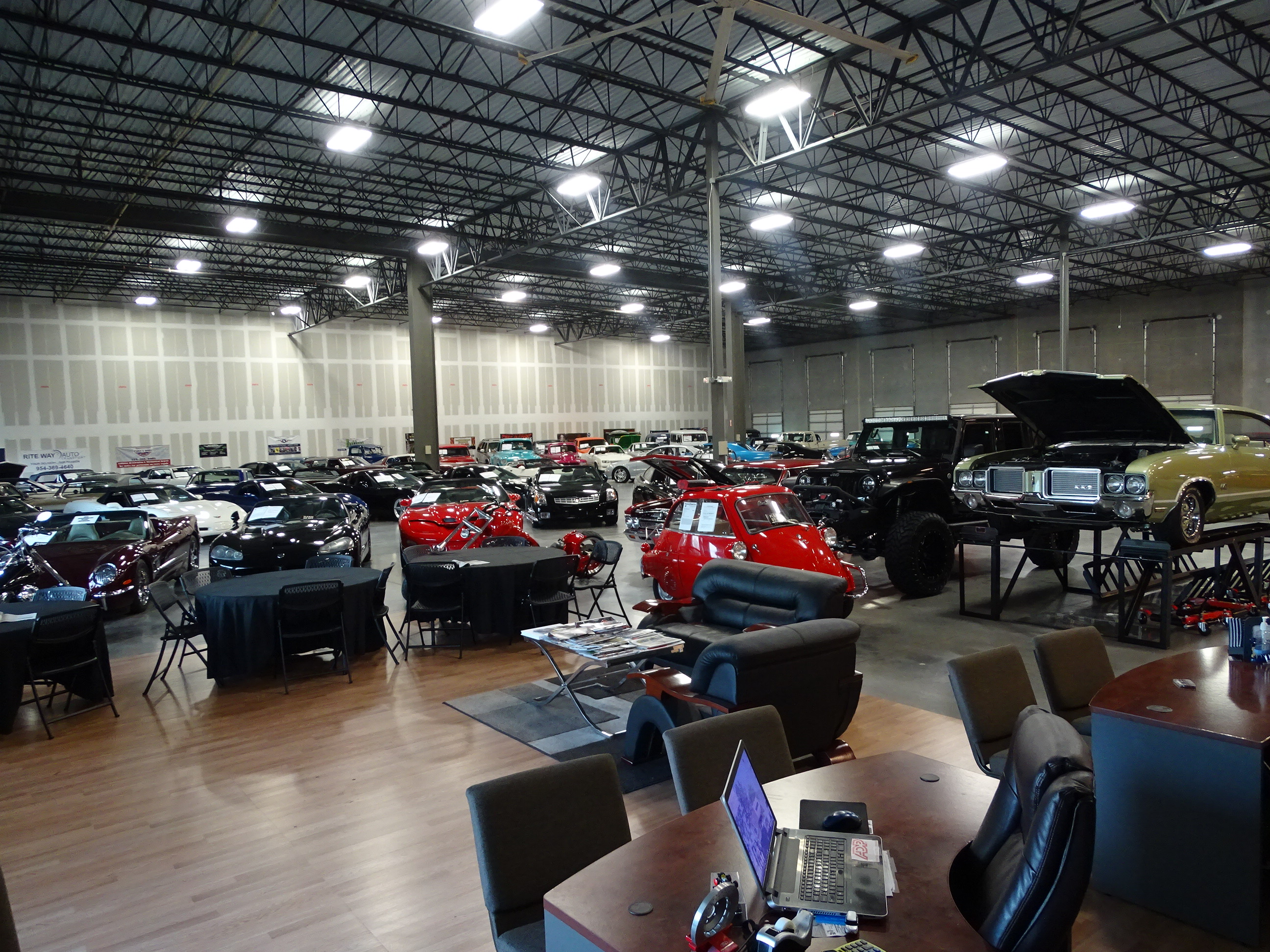 Tampa Showroom