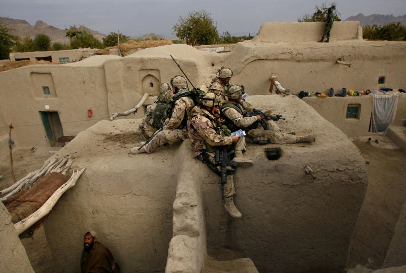 Image result for afghan war 2004