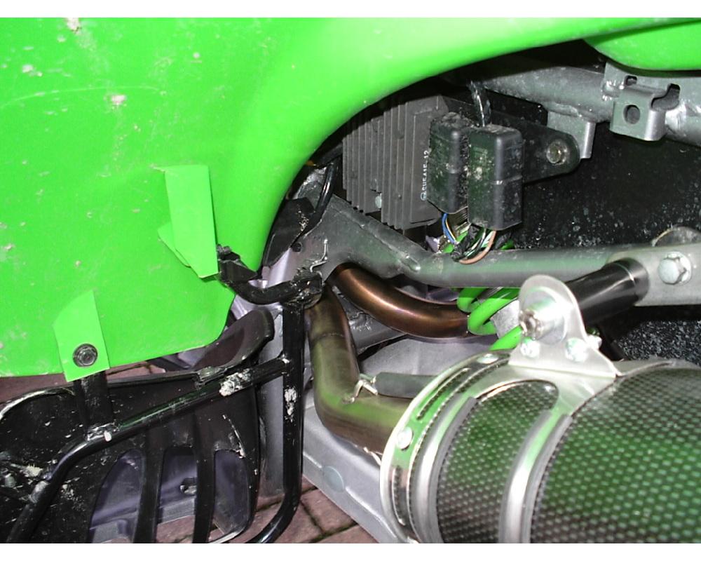 qusp 140de deatv complete exhaust gpr