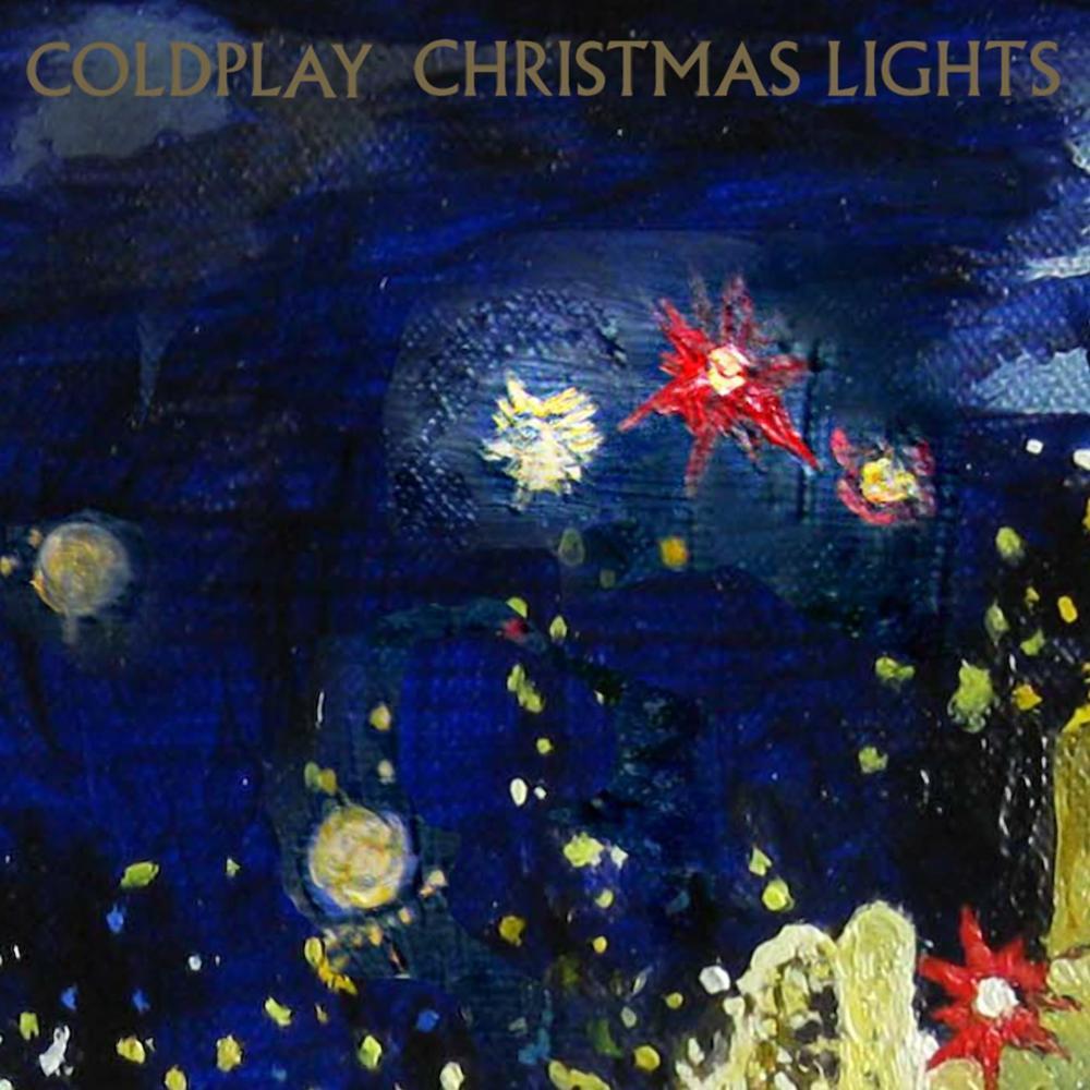 Cold Play Christmas Lights