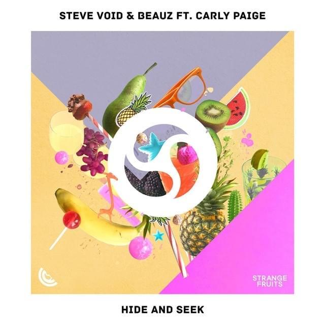 Steve Void Hide And Seek Single Lyrics And Tracklist