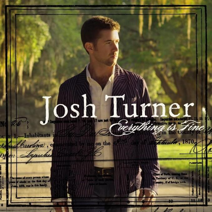 another try, josh turner