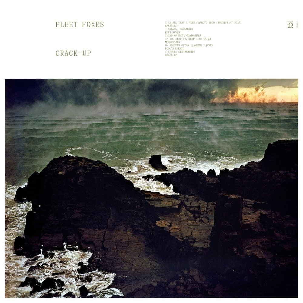 Image result for crack up by fleet foxes album cover