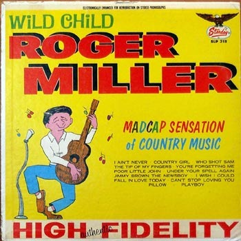Image result for roger miller wild child