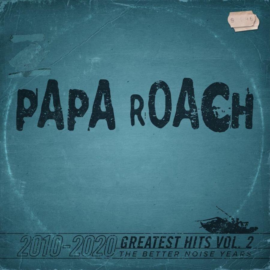 Resultado de imagem para papa roach greatest hits vol 2