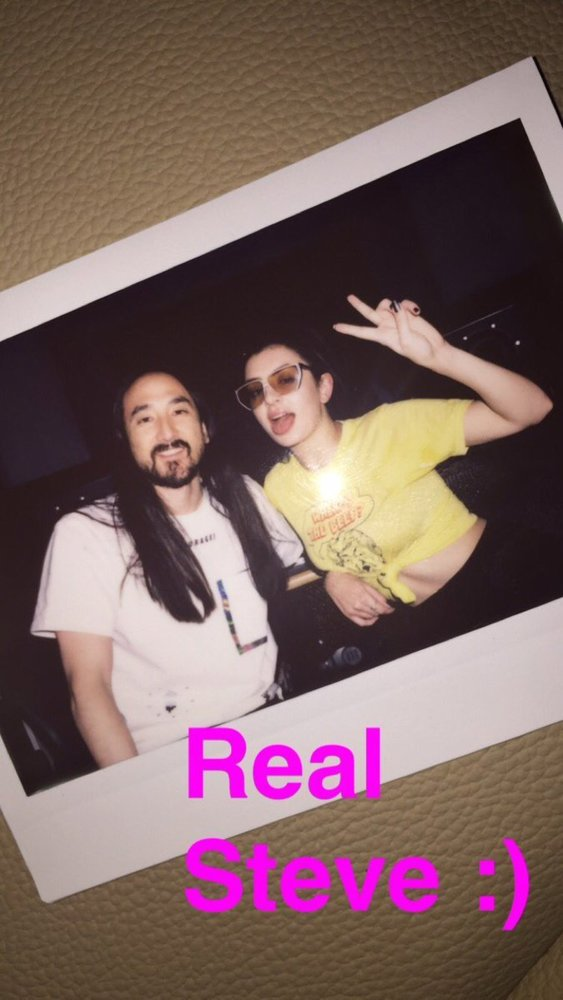 Image result for Steve Aoki – Money Where Your Mouth Is ft. Charli XCX