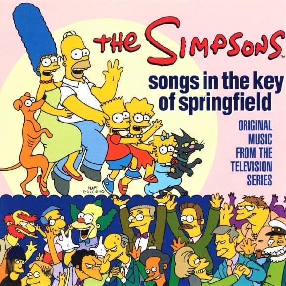 The Simpsons Happy Birthday Lisa Genius
