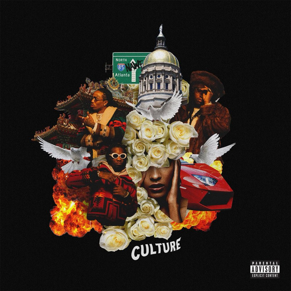 Image result for migos culture album cover